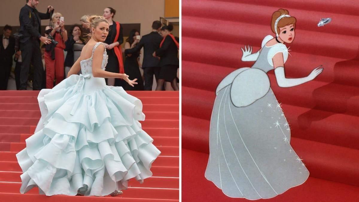 7 голливудских актрис, которые повторили образ Золушки: фото