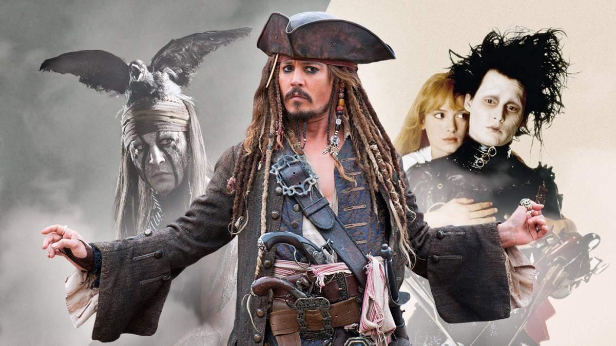 Netflix видалив з американського каталогу всі фільми з Джонні Деппом