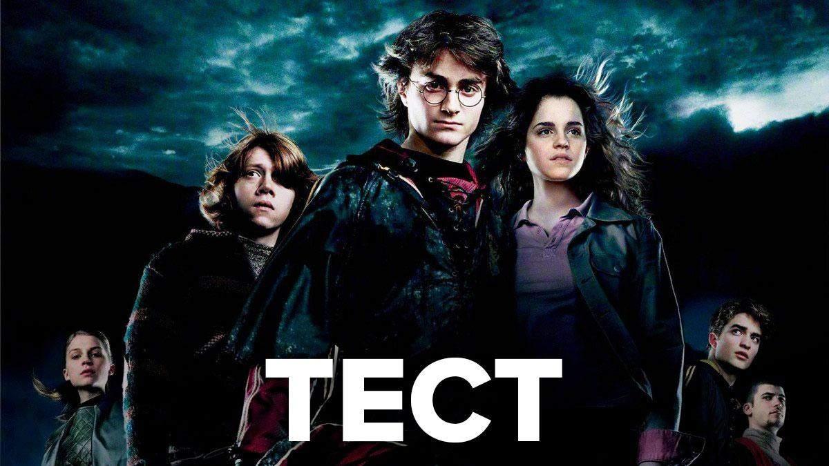 Наскільки ви добре знаєте фільми про Гаррі Поттера: святковий тест