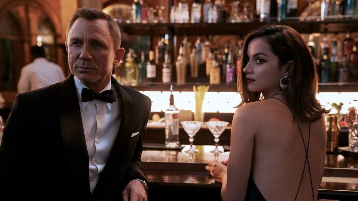 Прем'єру 007: Не час помирати знову перенесуть: нова ймовірна дата