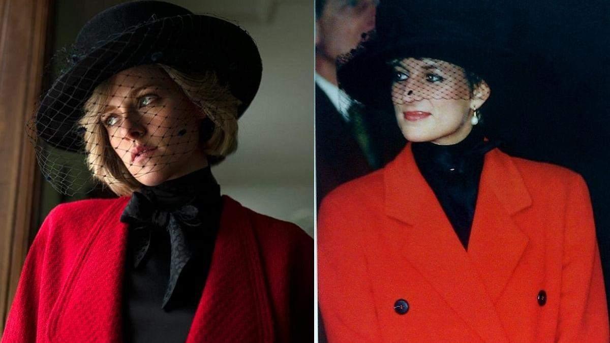 Фільм Спенсер: перше фото Крістен Стюарт в ролі принцеси Діани