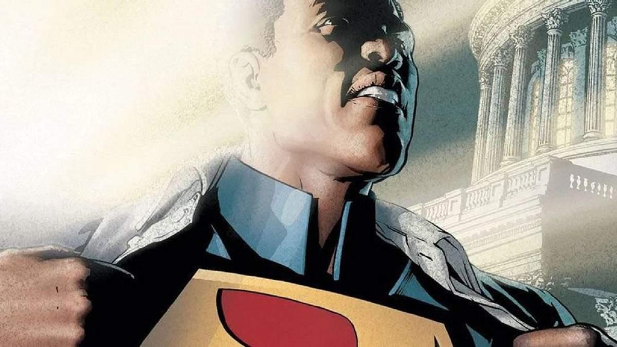 Готовят фильм о темнокожего Супермена