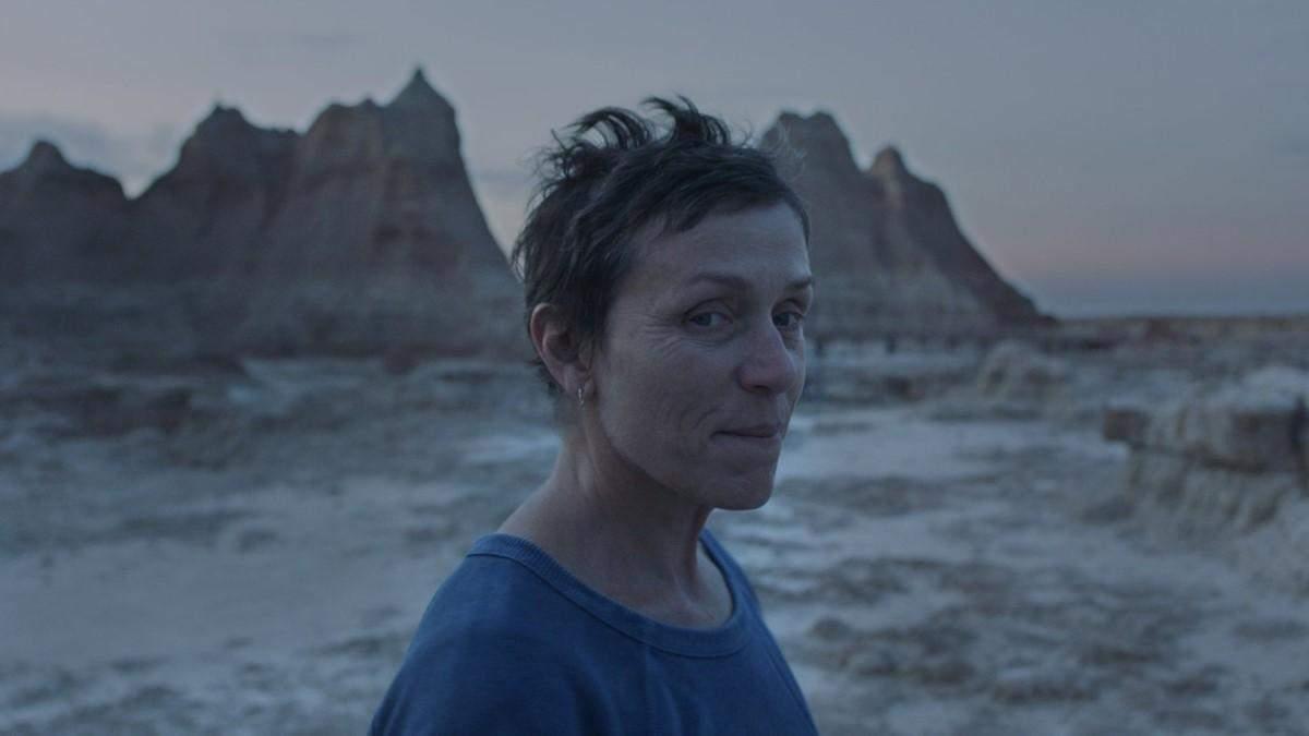 Земля кочевников – лучший фильм по версии Золотого глобуса 2021