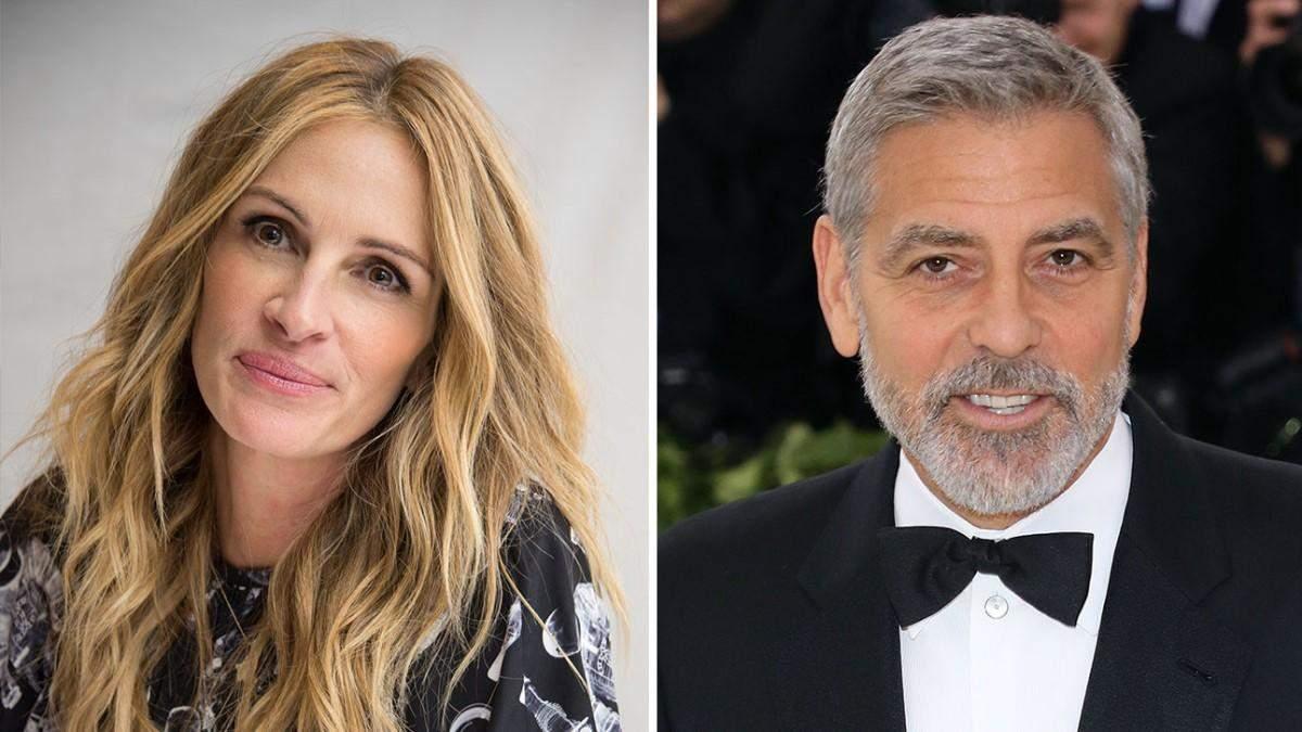 Джордж Клуні і Джулія Робертс зіграють у фільмі Квиток до раю