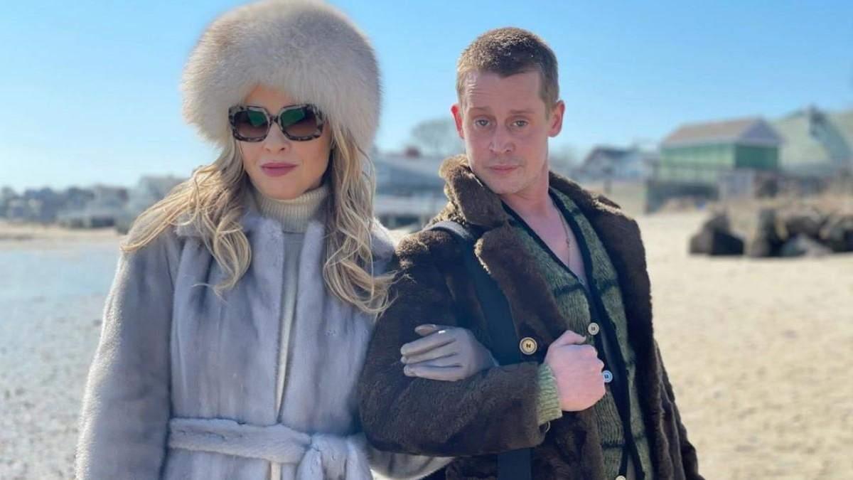 Маколей Калкін з'явився на першому фото Американської історії жахів 10 сезон