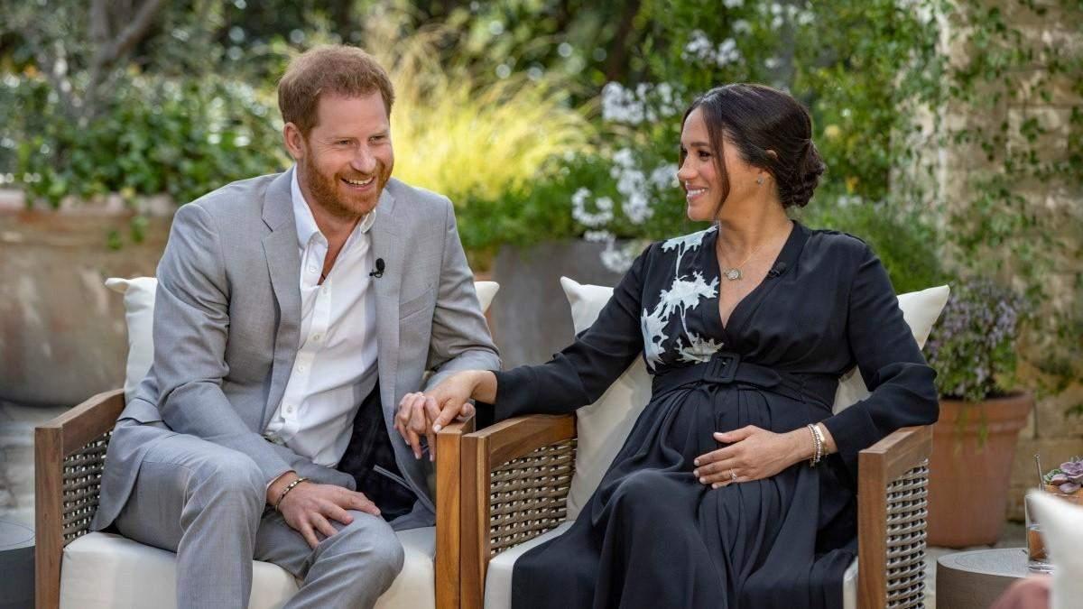 О принце Гарри и Меган Маркл снимут фильм