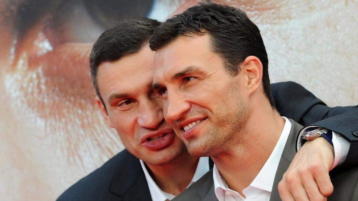 Сильвестр Сталлоне снимет фильм о братьях Кличко