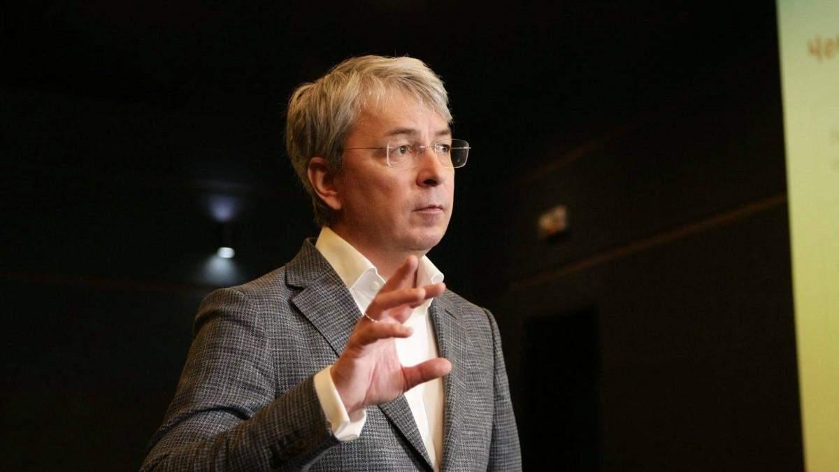 Коментар Олександра Ткаченка щодо розподілу фінансування на кіно