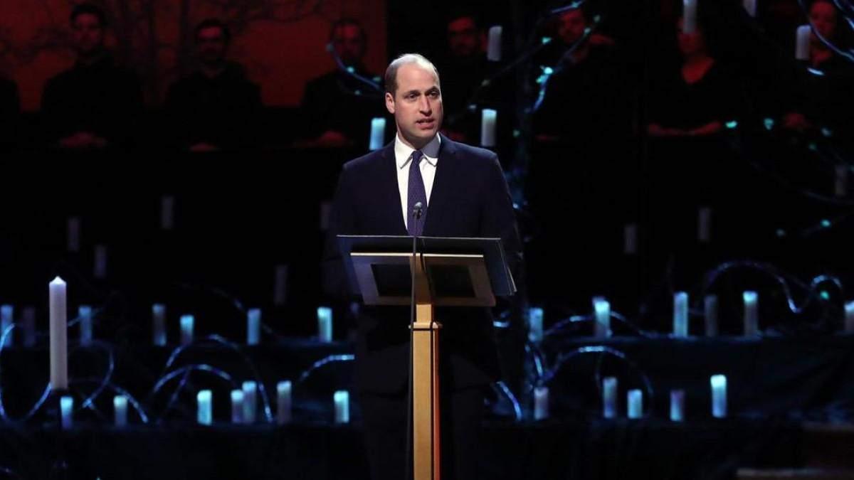 Принц Вільям пропустить BAFTA 2021 через смерть принца Філіпа
