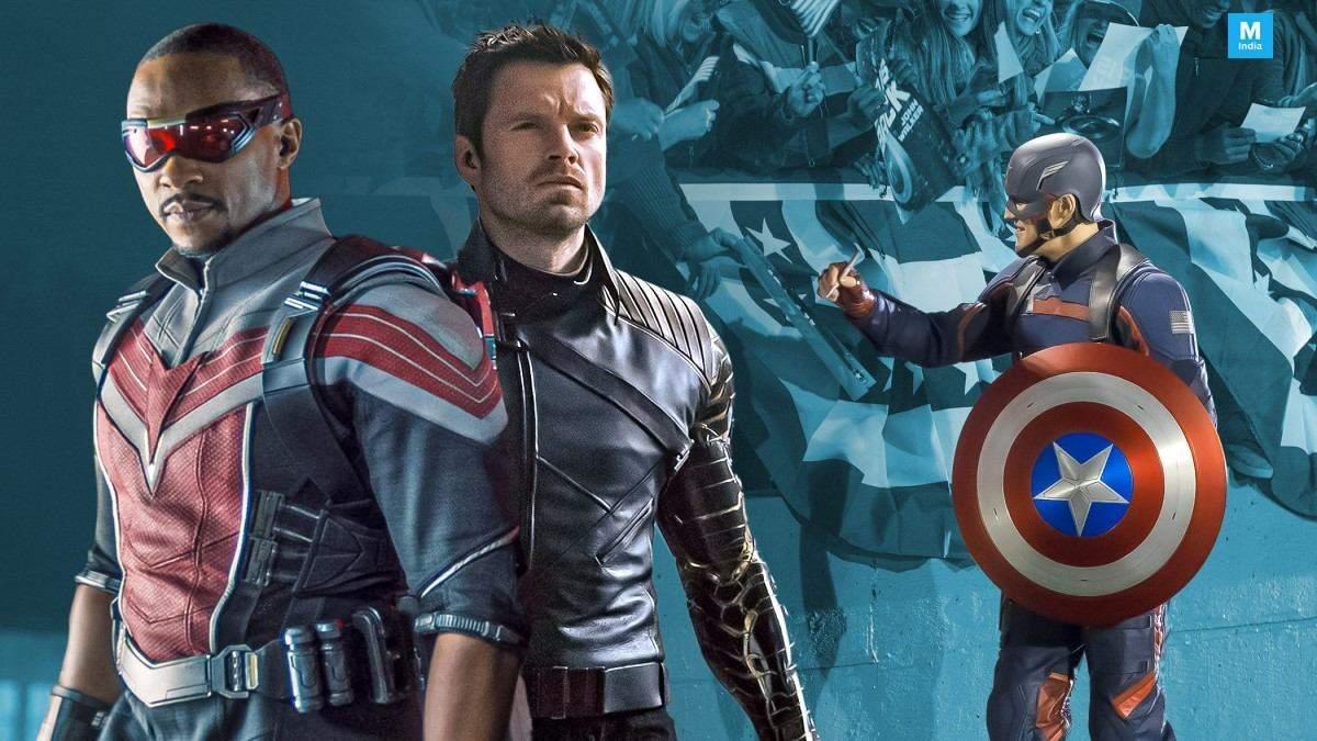 """""""Сокіл і Зимовий солдат"""": вийшов трейлер фінальних серій новинки Marvel"""