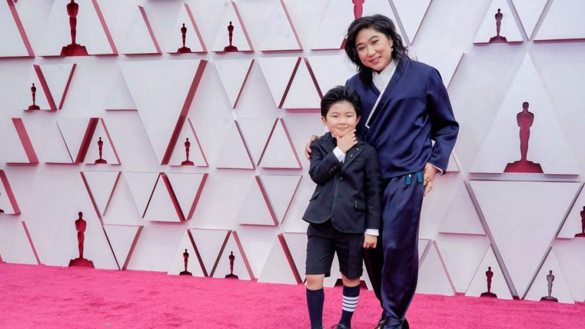 Танец 9-летнего актера на церемонии Оскар 2021