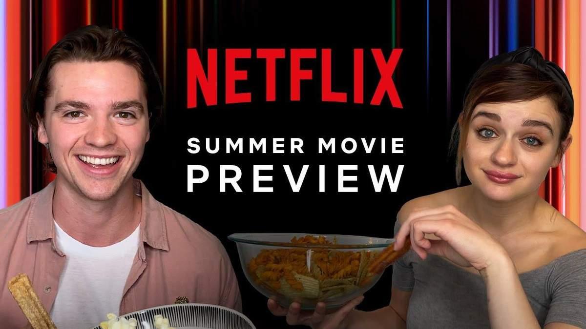Нові фільми, що вийдуть літом 2021 на Netflix