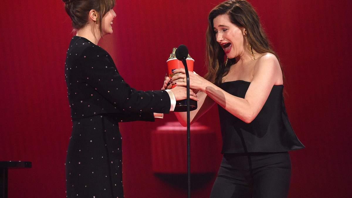 WandaVision получил больше всего наград MTV Movie & TV Awards 2021