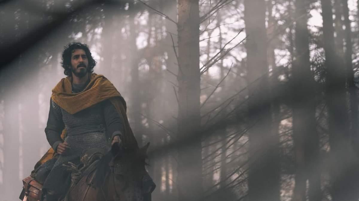 Появился украинский трейлер Легенды о Зеленом рыцаре