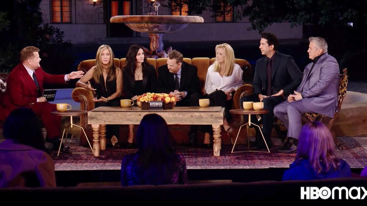 Как посмотреть спецепизод Друзья: Воссоединение