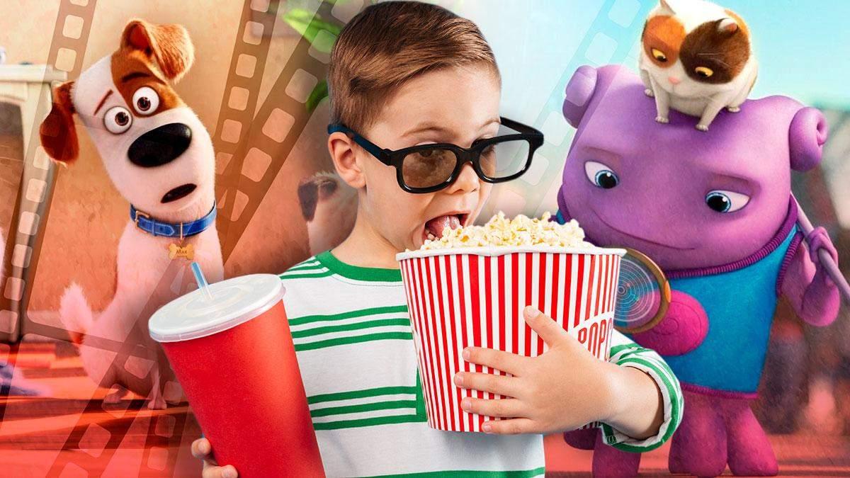 6 семейных мультфильмов ко Дню защиты детей на Netflix