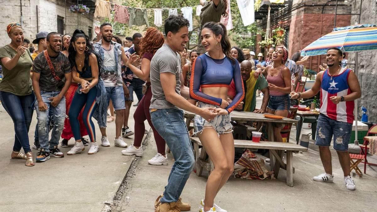 Ексклюзив: Ентоні Рамос розкриває секрети фільму На висотах Нью-Йорка