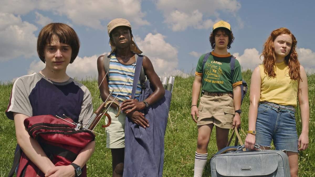 Дивні дива 2021: Netflix розсекретив нових акторів четвертого сезону