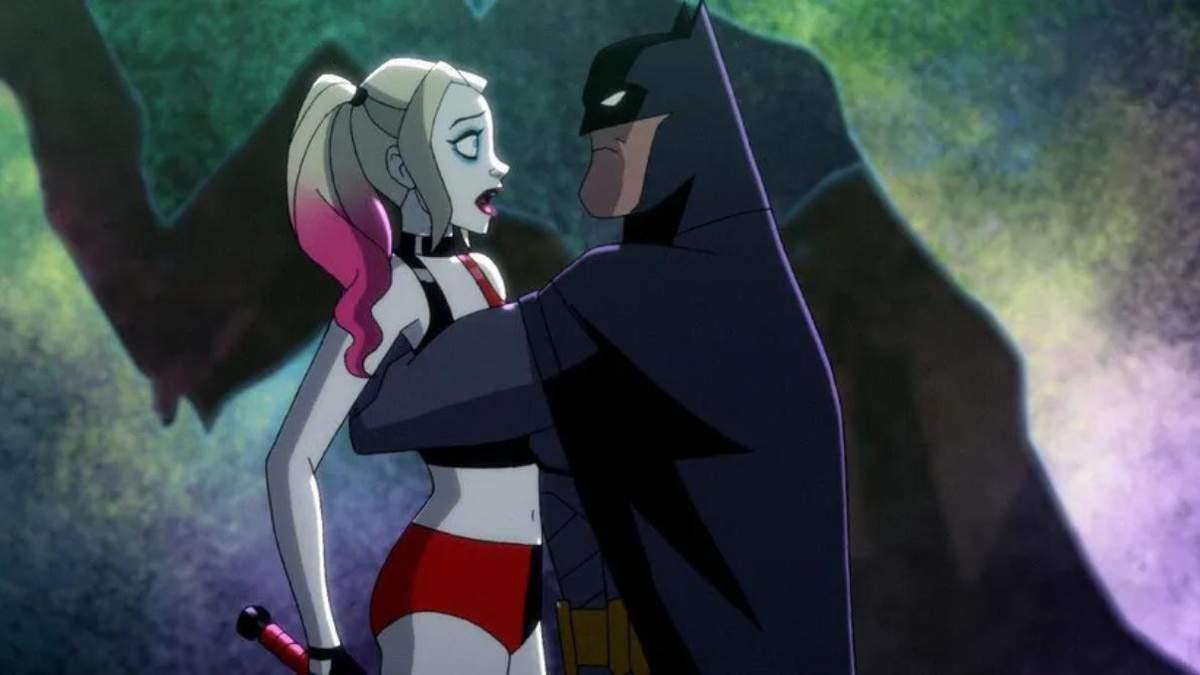DC заборонила сцену, як Бетмен робить кунілінгус Жінці-кішці в третьому сезоні мультсеріалу Харлі Квінн