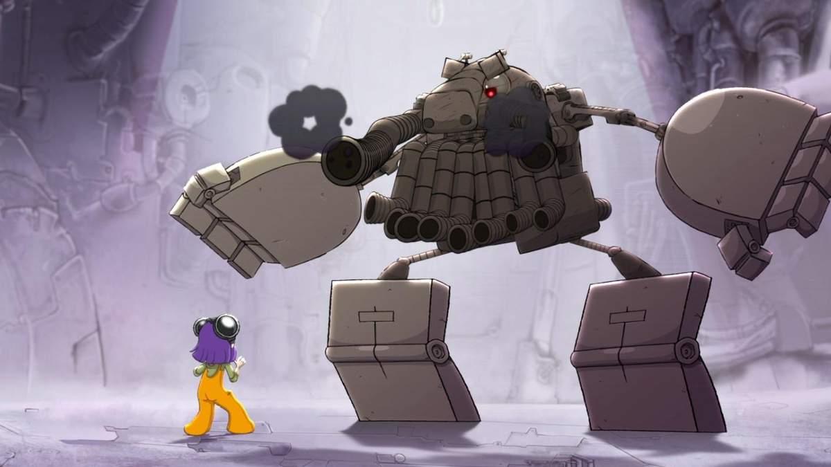Історія про дружбу та зраду: у команді мультфільму Віктор Робот розповіли про результат