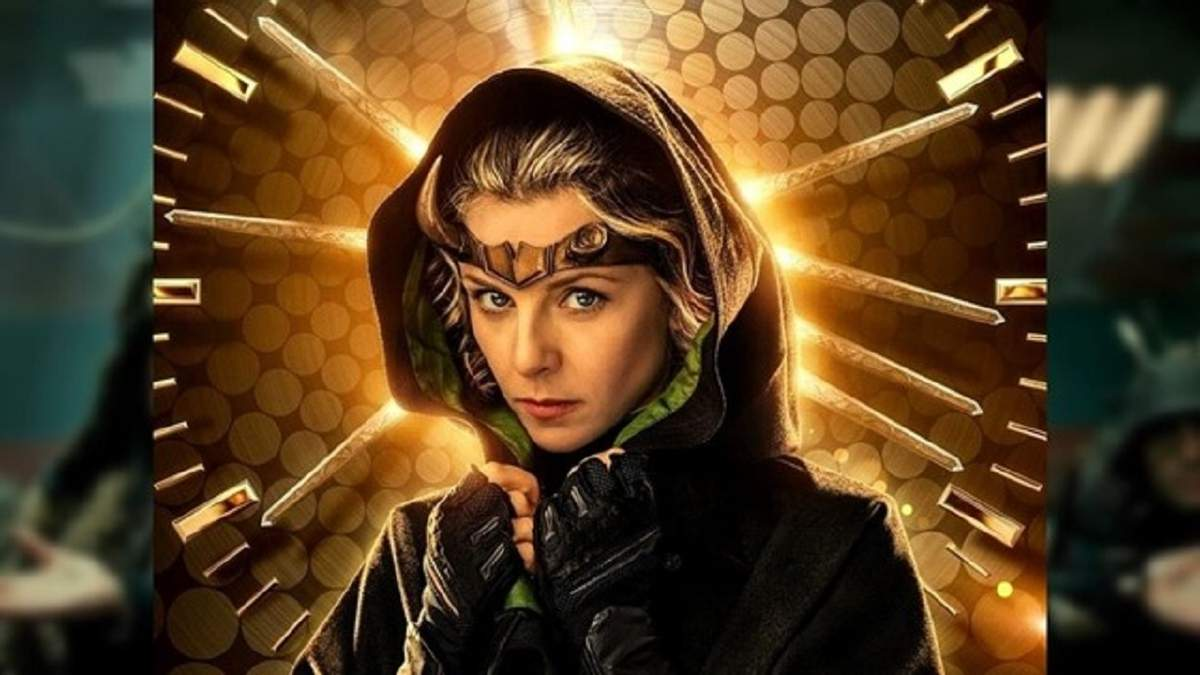 """Творці """"Локі"""" вразили новим постером із Леді Локі"""