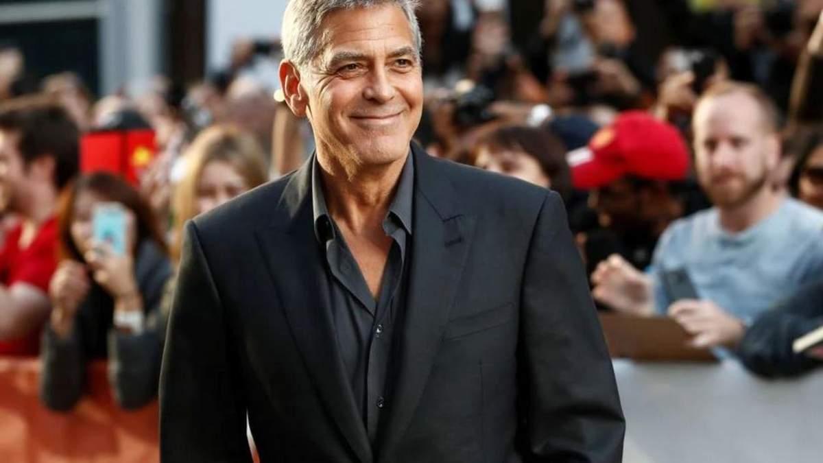 Джордж Клуні та його друзі відкриють школу кіно і телебачення