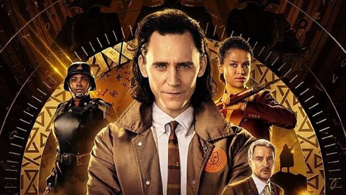 Серіал Локі 2021 побив рейтинг популярності поміж серіалів Marvel