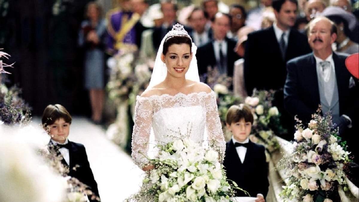 Весільні сукні з фільмів: добірка найкращих суконь