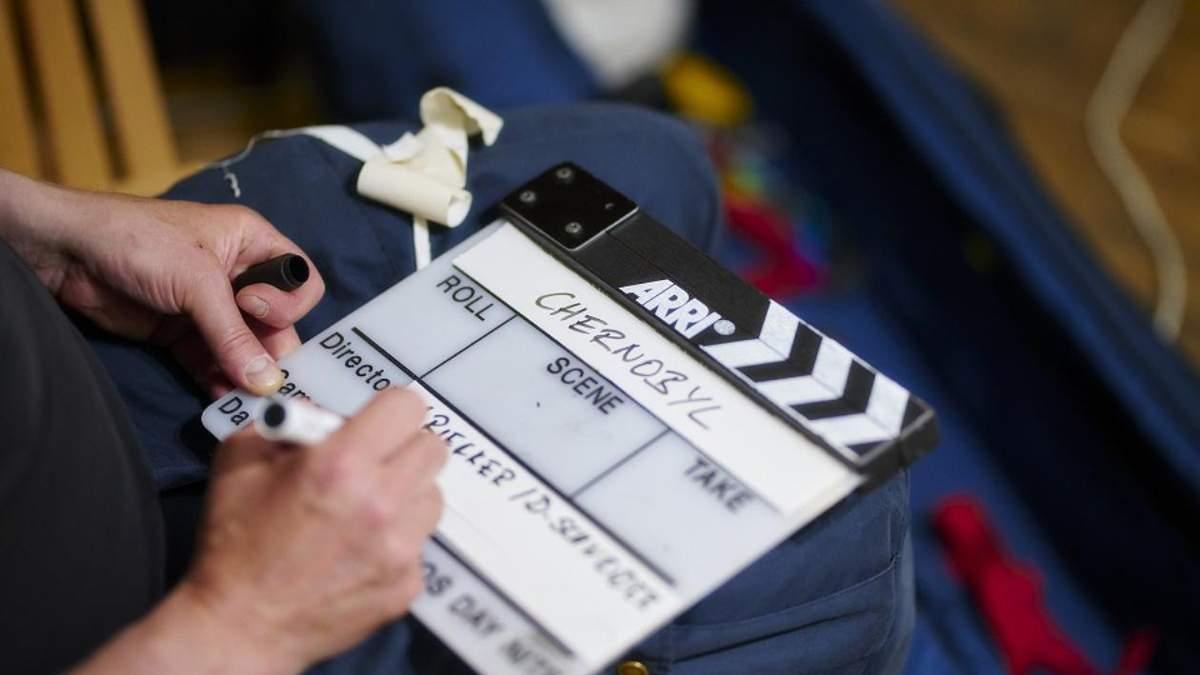 1 липня стартували зйомки українсько-німецького серіалу Чорнобиль