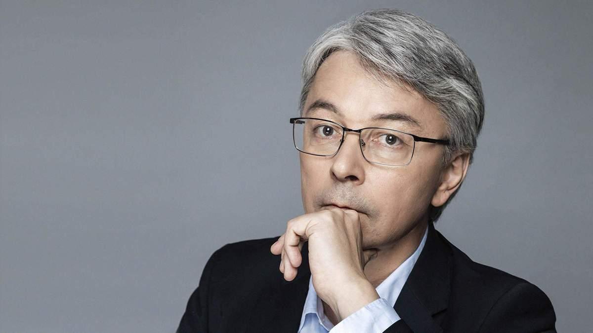 Олександр Ткаченко порекомендував українські стрічки