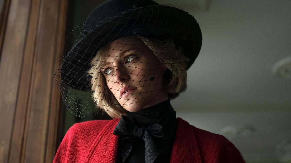 Фільм Спенсер про принцесу Діану буде на Венеційському кінофестивалі