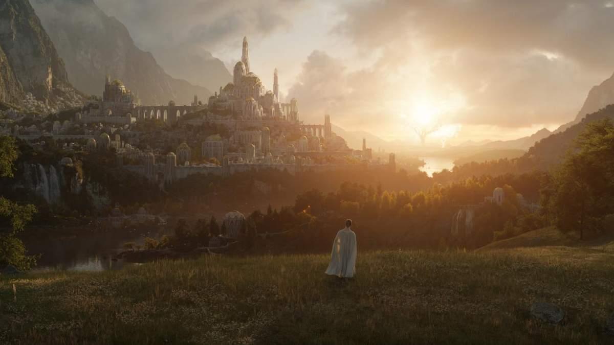 Сериал Властелин колец: дата выхода - 2 сентября 2022, первый кадр