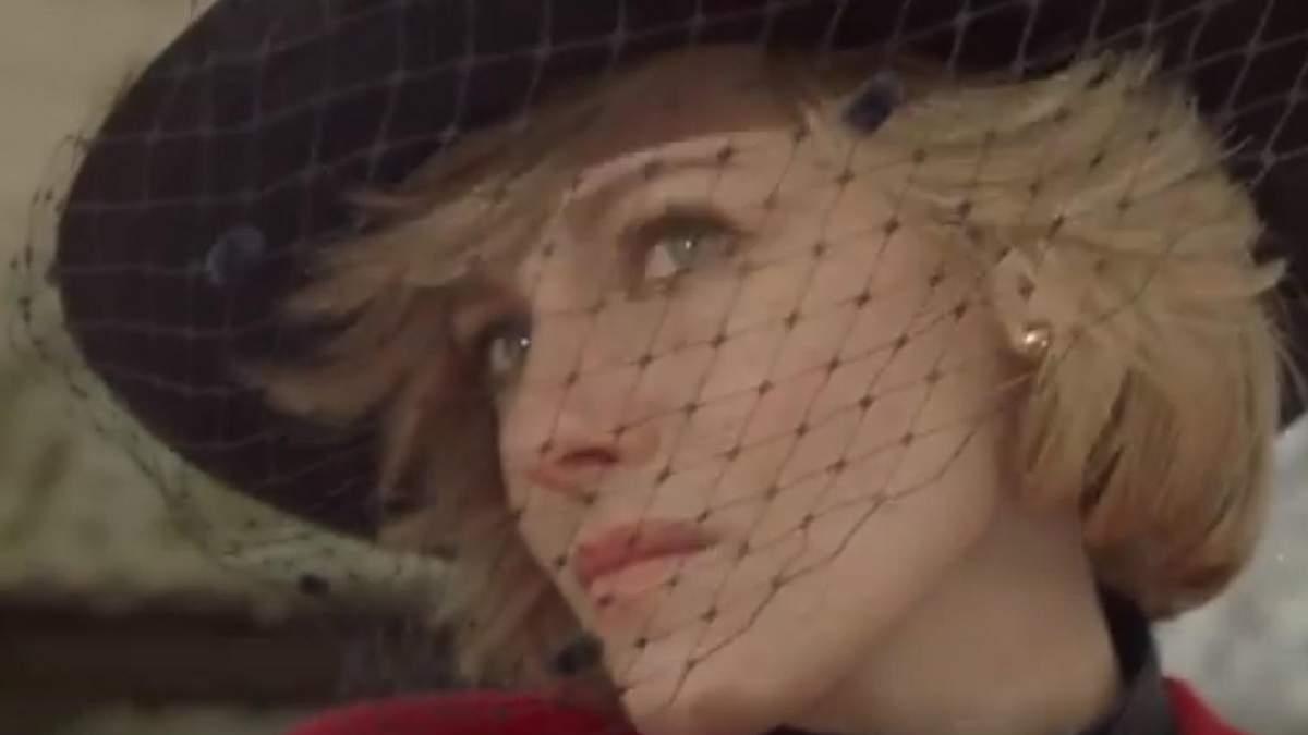 Крістен Стюарт у ролі принцеси Діани