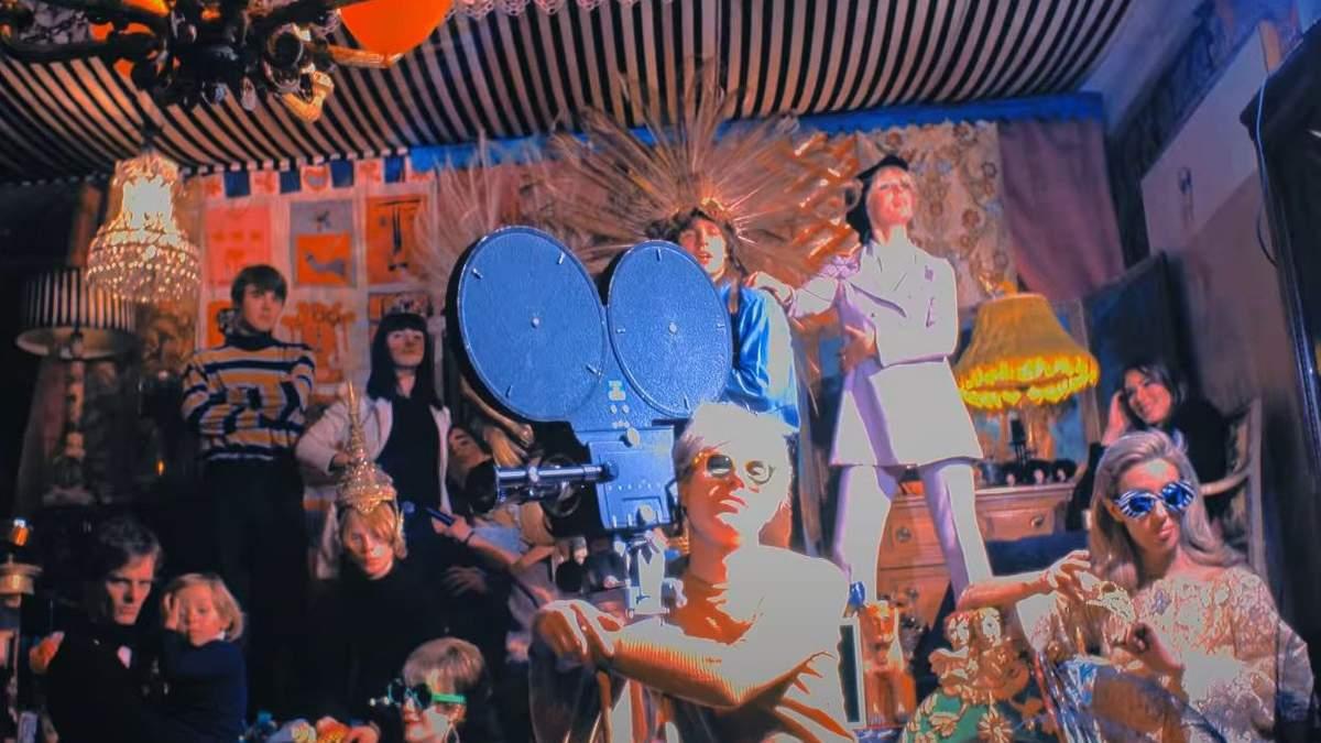 Энди Уорхол и группа The Velvet Underground
