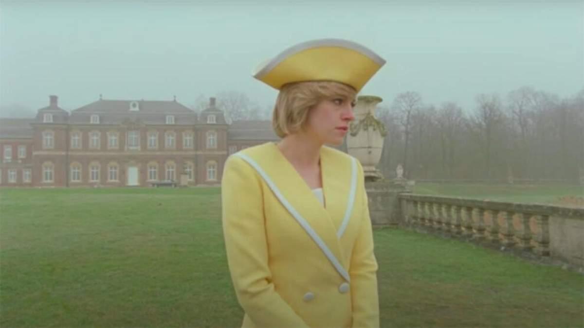 Трейлер фільму про принцесу Діану: розлучення з принцом Чарльзом