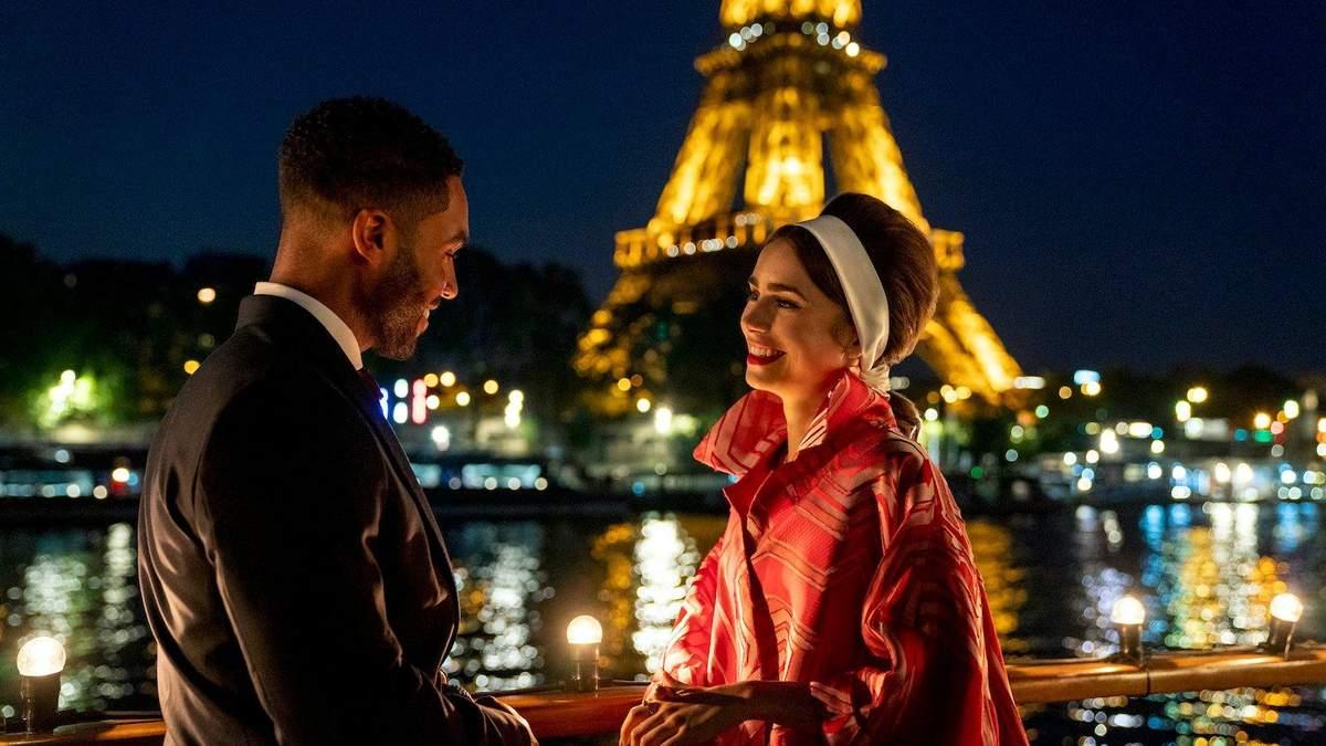 """""""Справжнє задоволення"""": Netflix представив перші кадри другого сезону """"Емілі в Парижі"""" - Кіно"""