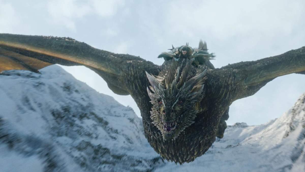 Дім дракона: у приквелі Гри престолів покажуть 17 драконів