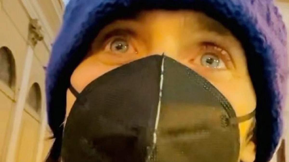 Джаред Лето постраждав від сльозогінного газу на антиковідному мітингу в Італії: шокуючі відео - Кіно