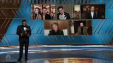 Чуть не проспал награду: Аль Пачино заснул на церемонии Золотой глобус-2021 – видео