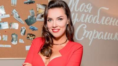 """Актриса Тетяна Малкова показала зворушливе відео залаштунків """"Моя улюблена Страшко"""""""