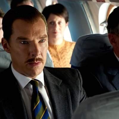 """Бенедикт Камбербетч став шпигуном у фільмі """"Кур'єр"""": захопливі фото та відео"""