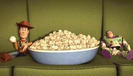 """""""Історія іграшок"""" та інші улюблені мультики повертаються: прем'єра Pixar Popcorn – трейлер"""