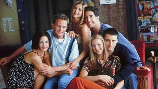 """Фейковий трейлер продовження серіалу """"Друзі"""" б'є рекорди з кількості переглядів"""