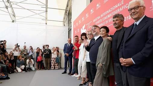 Відкриття Венеційського кінофестивалю 2018: фото з червоної доріжки