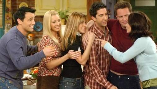 """""""Друзі"""" повертаються: 10 неочікуваних деталей у серіалі, які ви могли не помітити"""
