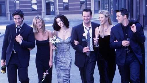 """""""Друзі"""" через 25 років: актори, які зіграли Моніку, Рейчел і Джої, показали спільне сефлі"""