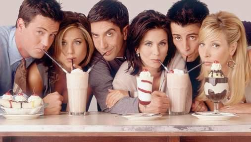 """Зірки ситкому """"Друзі"""" погодилися на зйомки спеціального епізоду: подробиці"""