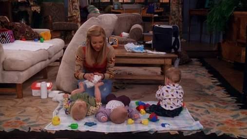 """Як тепер виглядають трійнята Фібі з серіалу """"Друзі"""": мережу підкорили фото"""