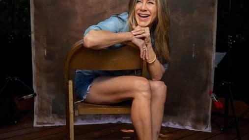 """Дженніфер Еністон розповіла, яка роль допомогла їй позбутися образу Рейчел з серіалу """"Друзі"""""""
