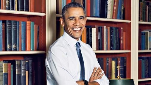 Барак Обама рекомендує: які серіали переглядає знаменитий американець